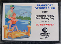 05-20-2017 Frankfort Optimist Club 2017 Fantastic Family Fun Fishing Day