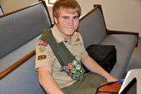 05-15-2010 Ander Douglass Eagle Boy Scout Ceremony