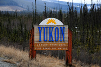 Whitehorse, Yukon & Anchorage, Alaska