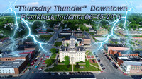 06-15-2017 Thursday Thunder Downtown Frankfort, Indiana-photos
