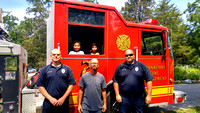 08-20-20 Car Show Benefit for FFD Shop with a Fireman at TPA Park Frankfort, IN-photos